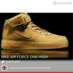 Temukan dan dapatkan NIKE AIR FORCE ONE hanya Rp 675.000 di Shopee sekarang juga! http://shopee.co.id/andriesneakerstuff/7593550 #ShopeeID