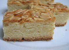 almond paste sugar cookie bars
