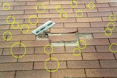 Hail Damage?  Call us for more information!
