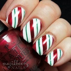 74 Festive Christmas Nail Designs for 2017 - For Creative Juice 74 Festive Christmas Nail Designs for 2017 - For Creative Juice,Christmas nail art designs 74 Festive Christmas Nail Designs for 2017 – For Creative Juice Design Holiday Nail Art, Christmas Nail Art Designs, Winter Nail Art, Winter Nails, Chrismas Nail Art, Nail Designs 2015, Winter Nail Designs, Pedicure Designs, Cute Christmas Nails