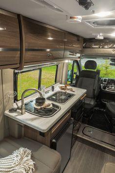 2014 Winnebago Travato 59g Interior Motor Homes Camper