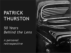 Art in Cambridge: Patrick Thurston at Williams Art Gallery