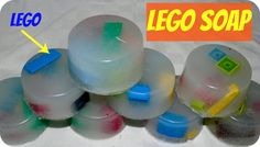 Lego Soap.  So easy, use a muffin tin as the mold.  My boys went crazy for this.