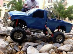 workup of a model of a nice Ford lifted truck