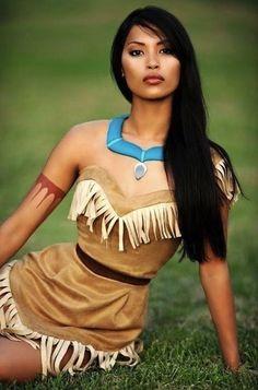 Pocahontas Costumes | Homemade Pocahontas Costume Ideas | Costumepedia.com