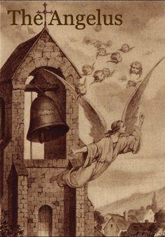 O Anjo do Senhor anunciou a Maria...