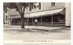 Cox's Store