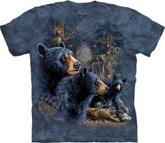 Encuentra los 13 osos negros. #3481
