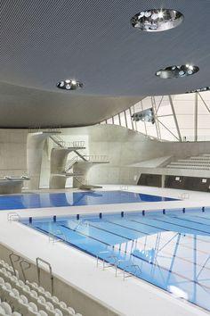 London Acquatics Centre