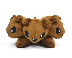Mythical Dog Creature Sewing Pattern