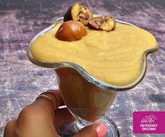 Vaníliás gesztenye puding 1 adag - NAGYON JÓ Puding, Fitt, Cukor, Paleo, Sweets, Desserts, Tailgate Desserts, Deserts, Gummi Candy