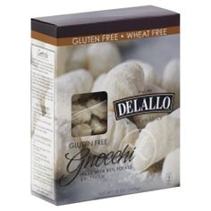 Delallo Gluten Free Potato and Rice Gnocchi, 12 Ounce -- 6 per case. >>> See this great product.