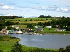 go to  prince edward island, canada