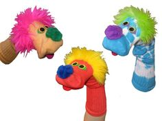 Design your own Sammy Sock Puppet SALE 2 for 30 by SockHollow
