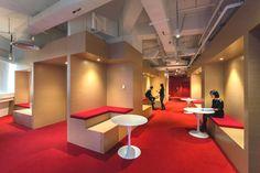 Contemporary design – OCBC Bank, Singapore - http://www.adelto.co.uk/contemporary-design-ocbc-bank-singapore