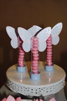 Tubete borboletas