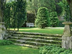 lawn stairs
