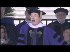 The Greatest Generation? Stephen Colbert's Hilarious & Inspiring 2011 Commencement Speech at Northwestern University #video #highered http://dld.bz/adK54