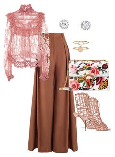 """""""Untitled #73"""" by kai-d-kloset on Polyvore featuring Zimmermann, Sophia Webster, Gucci and Accessorize"""
