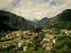 Pont Canavese, Italy  My Great Grandparents Home Town