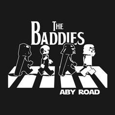 Beatles Art, The Beatles, Star Trek Poster, Cuadros Star Wars, Manga Anime One Piece, Batman Universe, Cartoon Crossovers, Star Wars Tshirt, Abbey Road