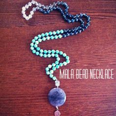 Picture of DIY Mala Bead Necklace