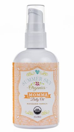 Terrific like of organic skin care for moms + babies, but we love it whether you're a mom or not.