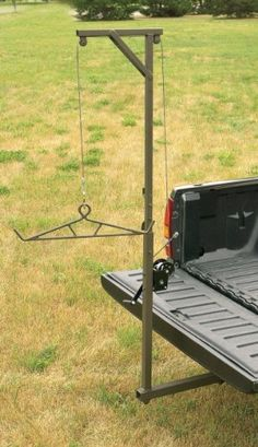 Guide Gear Deluxe 360 degree Swivel Lift System by Guide Gear… Deer Hunting Tips, Hunting Guns, Bow Hunting, Hunting Stuff, Deer Camp, Gambrel, Hunting Blinds, Metal Projects, Hunting Equipment