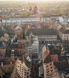 La touche française - Strasbourg, France  Find Super Cheap International Flights to Strasboursg, France https://thedecisionmoment.com/cheap-flights-to-europe-france-strasbourg/