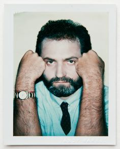 vintage everyday: Celebrity Portraits taken by Andy Warhol with his Polaroid Camera in the & Gianni Versace 1980 Joe Dallesandro, Andy Warhol, Candy Darling, Robert Mapplethorpe, Jean Michel Basquiat, Joan Collins, Diana Vreeland, Patti Smith, Debbie Harry