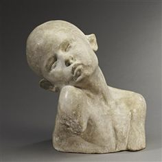 View Torment II by Constantin Brancusi on artnet. Browse upcoming and past auction lots by Constantin Brancusi. Brancusi Sculpture, Sculpture Head, Sculptures Céramiques, Modern Sculpture, Sculpture Portrait, Alberto Giacometti, Art Beauté, Constantin Brancusi, Art Moderne
