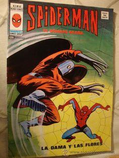 VERTICE MARVEL MUNDI COMIC SPIDERMAN SPIDER-MAN VOL.3 Nº 42 - RQ MUY BUEN ESTADO