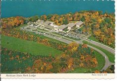 MOHICAN STATE PARK LODGE, OHIO