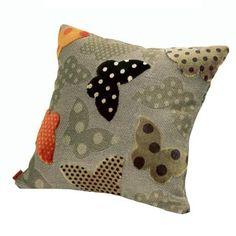 butterfly pillow