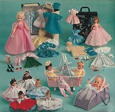 Vintage Christmas 1963 Marshall Field Toy Doll Catalog