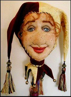 jasperwinkle.com  610 × 830 - Art Dolls Sally Gerlitz