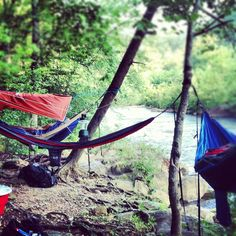 The Truth About Hammock Camping is a great article with lots of great points and ideas