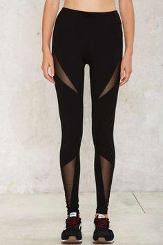 Drew High-Waisted Leggings - Clothes | Legging