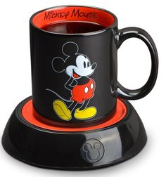 Disney's Mickey Mouse Coffee Mug Warmer. Love it and it's on sale for just $9.99. Can't beat that price.