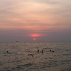 Phu Quoc - Cassia Cottage - SunSet on the beach - #Vietnam -  By #seheiah