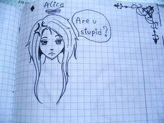 Alice by just-the-beginning.deviantart.com on @DeviantArt