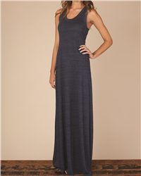 Alternative - Ladies' Eco-Jersey Maxi Dress @Hanger 17 Screen Printing #ScreenPrinting