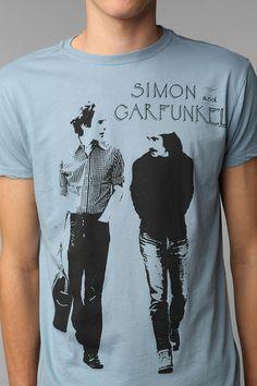 Simon & Garfunkel Tee