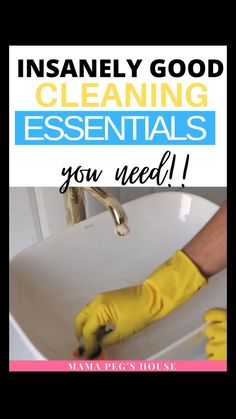 Spring Cleaning Checklist, Fall Cleaning, Household Cleaning Tips, House Cleaning Tips, Diy Cleaning Products, Deep Cleaning, Cleaning Hacks, Cleaning Supplies, Baking Soda For Cooking