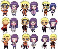 Uzumaki and hyuga Naruhina, Kakashi Sensei, Naruto Shippuden Sasuke, Hinata Hyuga, Anime Neko, Anime Naruto, Naruto Birthday, Naruto Facts, Power Rangers
