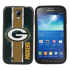 Green Bay Packers Galaxy S4 Cellphone Case