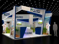 Jamjoom booth KSA on Behance