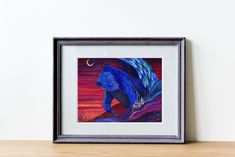 Bear Art Print/ Fantasy Art Print/ City Art Print/ Fairy tale art print/ Spiritual/ Animal Art/Oneiric Art/ Surreal Print/ Lowbrow Spiritual Animal, Oil Pastel Paintings, Fairytale Art, Sea Art, Fish Art, Painting For Kids, Fantasy Art, Fairy Tales, Fine Art Prints