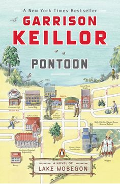 Garrison Keillor's Pontoon is a WBN 2014 pick!