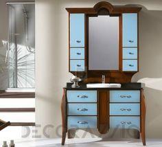 #bathroom #furniture #interior #design #interiordesign #designideas тумба под умывальник Modenese Gastone Contemporary, 96068